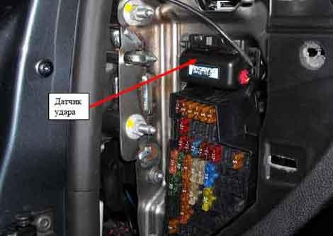 Сигнализации для автомобиля шкода фото 403-1000